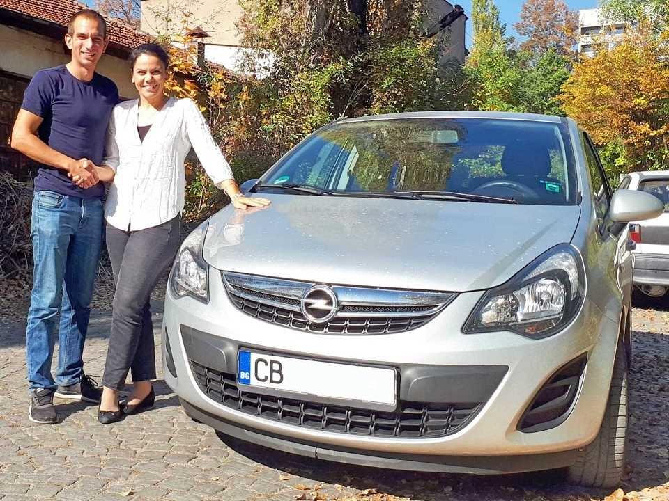 Кола от Германия - Opel Corsa 2014 - 1.3 CDTI - 95 к.с. - ecoFLEX - StartStop