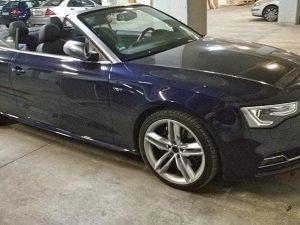 След регистрация в КАТ - Audi S5 2013 (1)