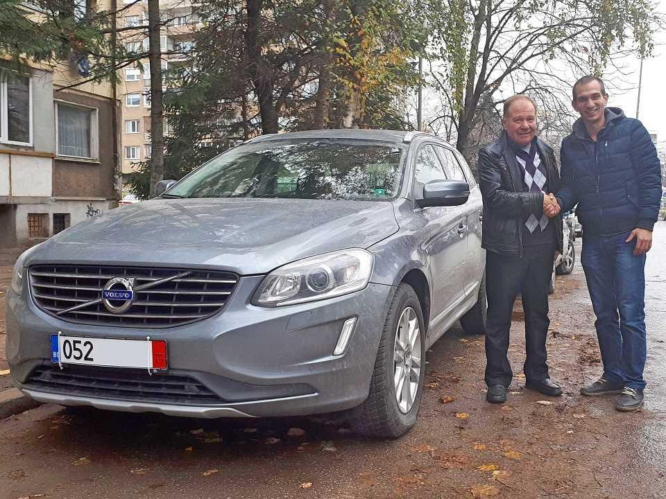 Покупка на кола от Германия - Volvo XC60 D5 AWD Aut. Summum - 2016 - 2.4D - 220PS - 32700 Еuro
