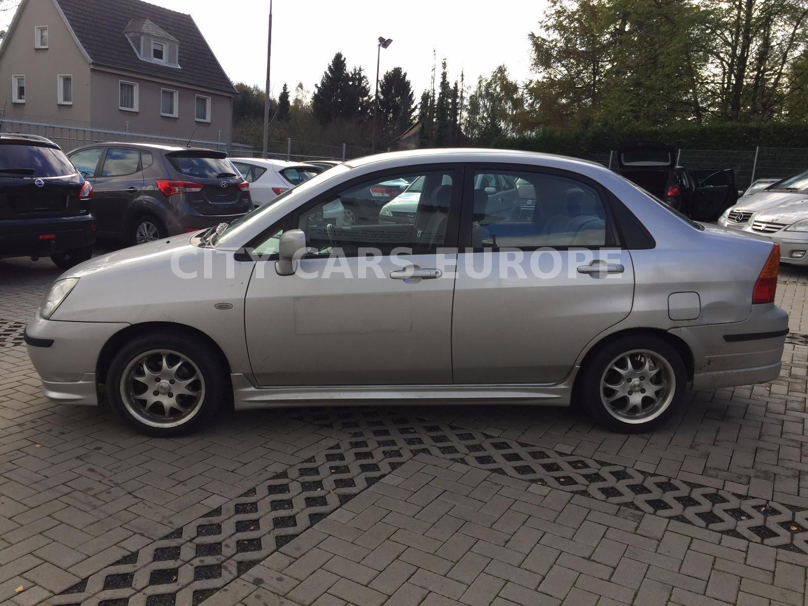 Покупка (внос) на кола от Германия - Suzuki Liana - 2002 - 1.6 - 103 к.с. - 750 Еuro (3)