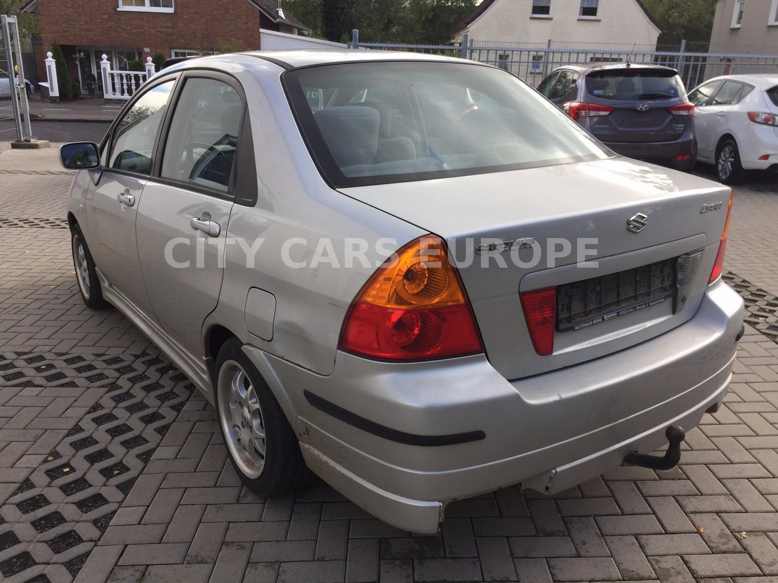 Покупка (внос) на кола от Германия - Suzuki Liana - 2002 - 1.6 - 103 к.с. - 750 Еuro (4)