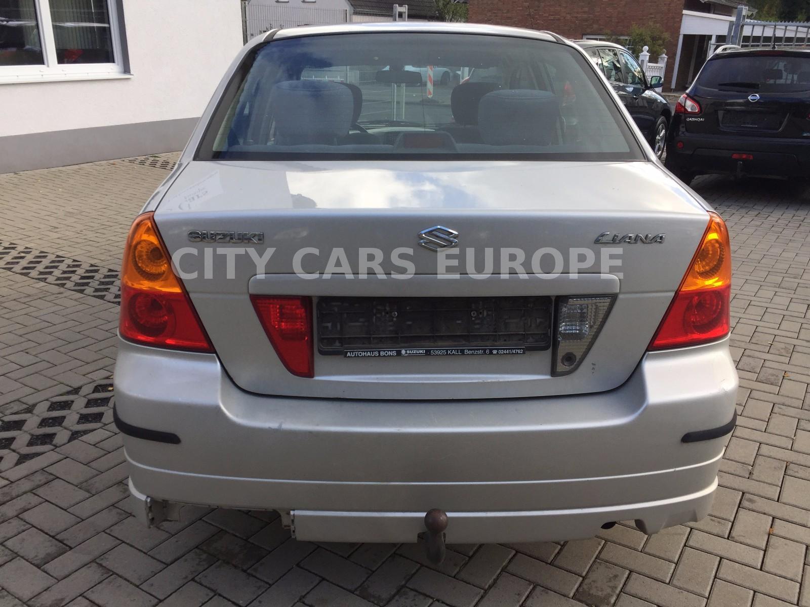 Покупка (внос) на кола от Германия - Suzuki Liana - 2002 - 1.6 - 103 к.с. - 750 Еuro (5)