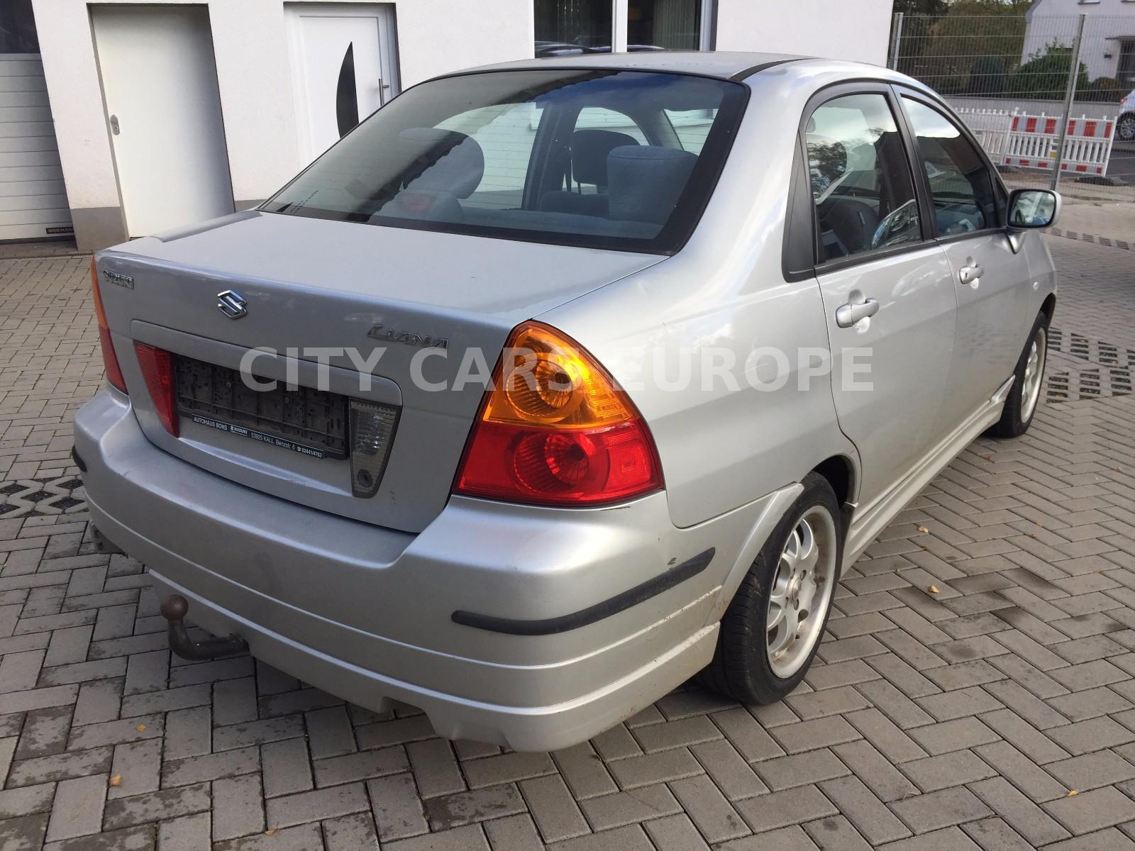 Покупка (внос) на кола от Германия - Suzuki Liana - 2002 - 1.6 - 103 к.с. - 750 Еuro (6)