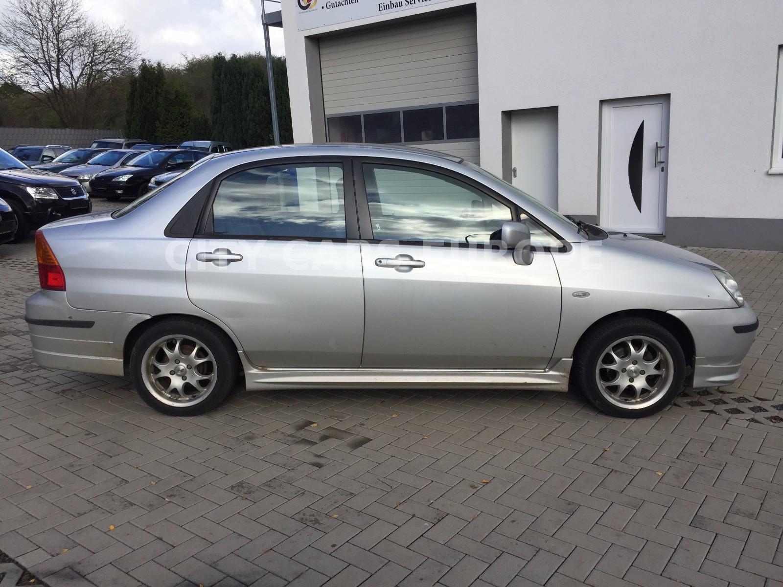Покупка (внос) на кола от Германия - Suzuki Liana - 2002 - 1.6 - 103 к.с. - 750 Еuro (7)
