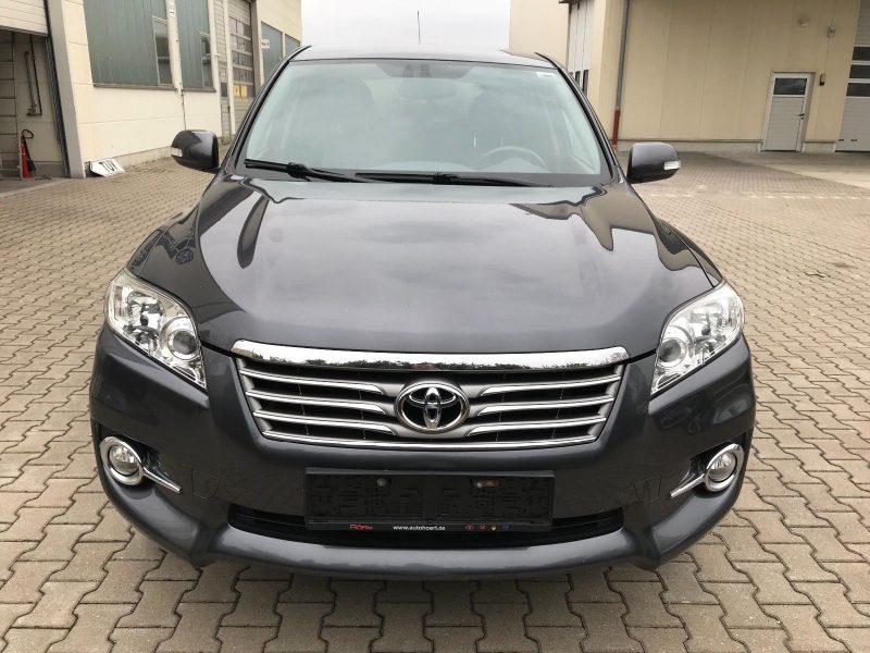 Покупка (внос) на кола от Германия - Toyota Rav 4 - Пълно Оборудване - 2010 - 2.2 D4D - 150 к.с. - 11600 Еuro (1)