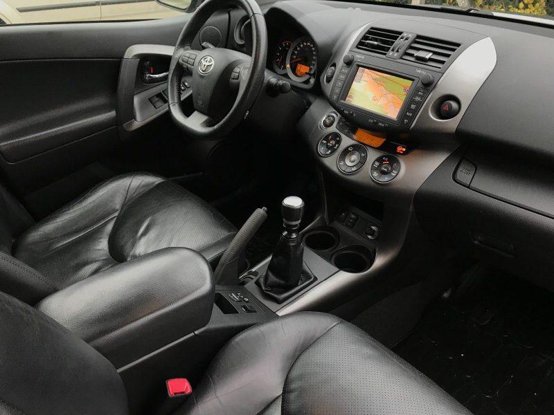 Покупка (внос) на кола от Германия - Toyota Rav 4 - Пълно Оборудване - 2010 - 2.2 D4D - 150 к.с. - 11600 Еuro (6)