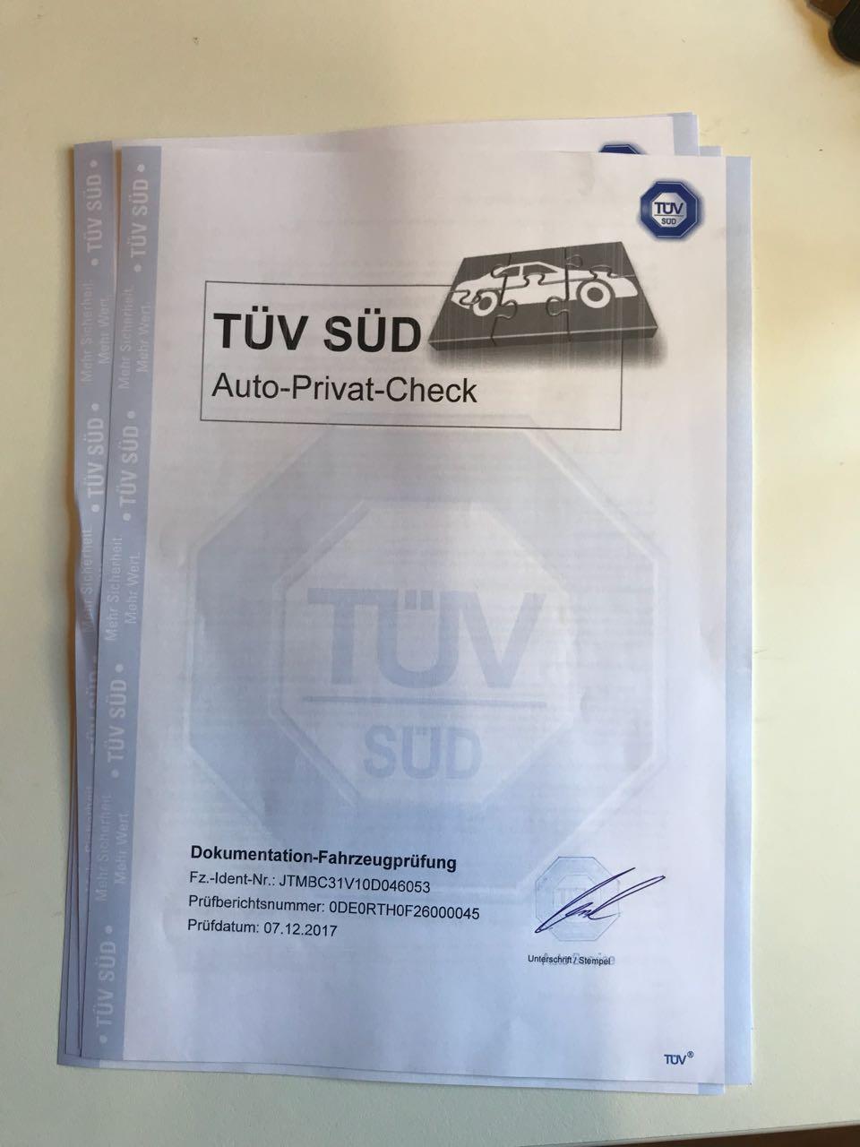 TÜV - Toyota Rav 4 - Пълно Оборудване - 2010 - 2.2 D4D - 150 к.с. - 11600