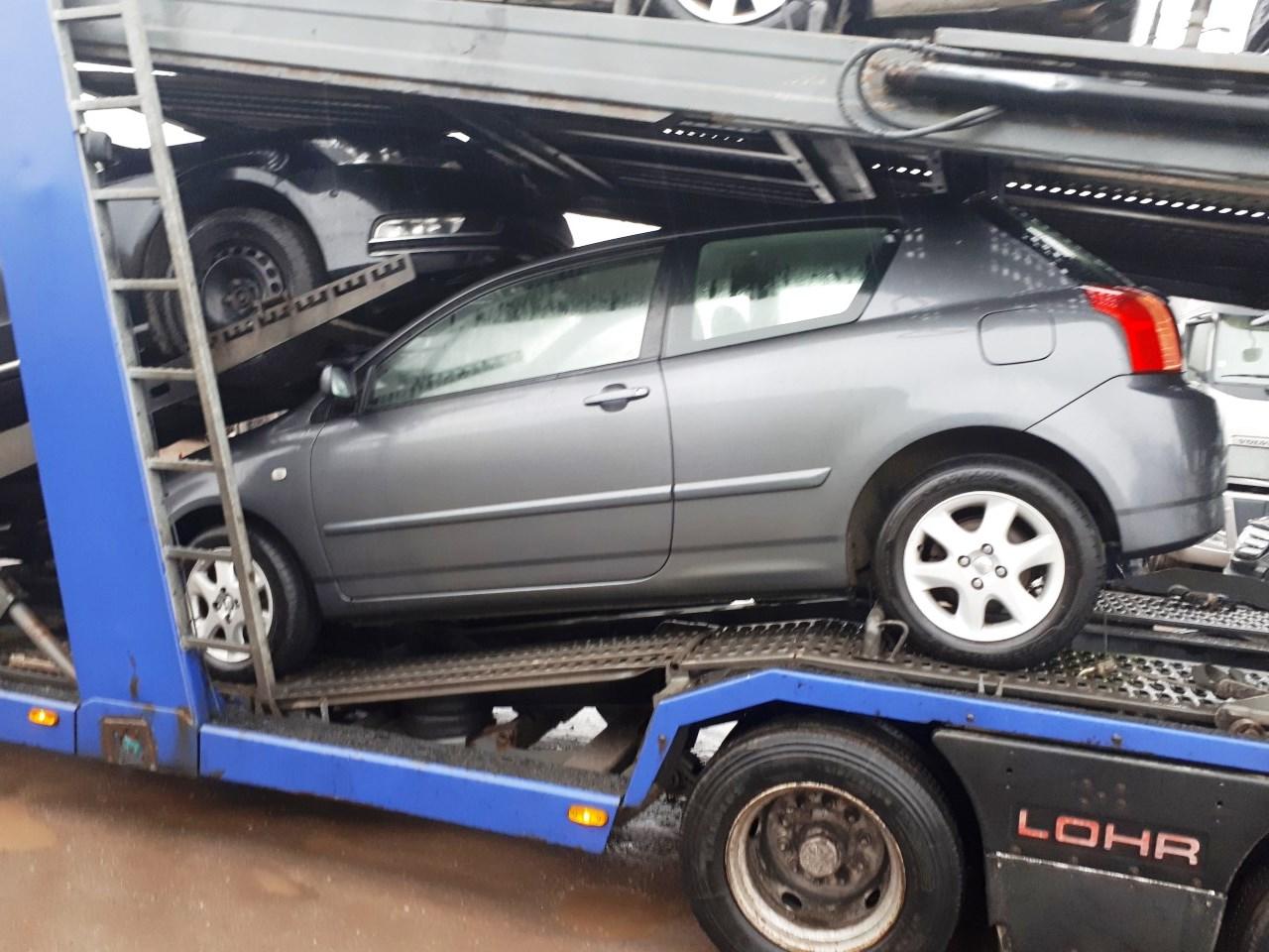 Автовоз, Транспорт на кола от Германия -Toyota Corolla 2006 1.6 бензин 110 hp (1)