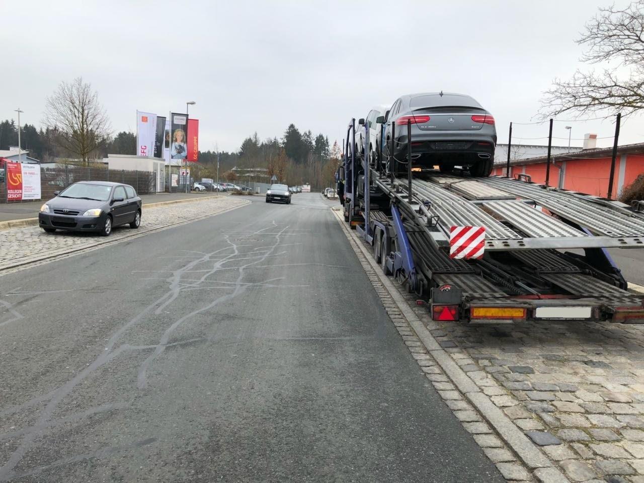 Автовоз, Транспорт на кола от Германия -Toyota Corolla 2006 1.6 бензин 110 hp