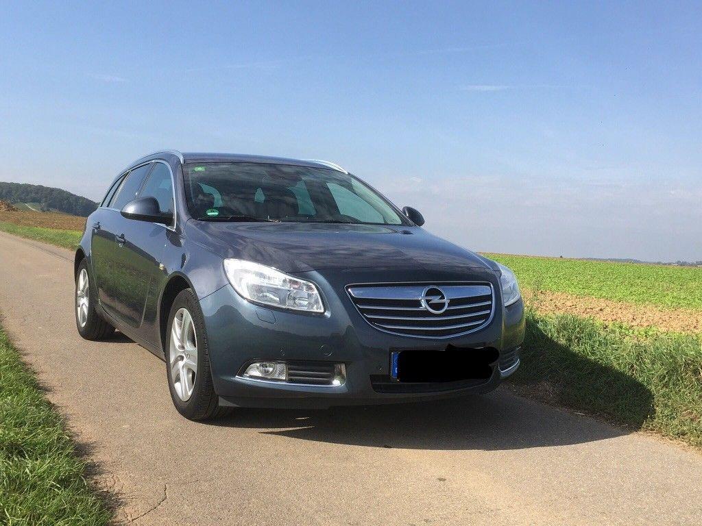 Покупка, внос на кола от Германия - Opel Insignia Kombi - 2011 - 1.8 Benzin - 140 hp - 8900 Еuro - (1)