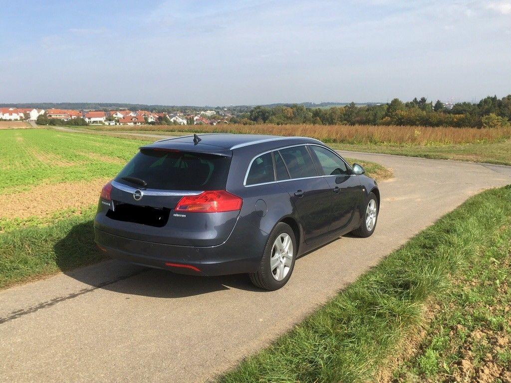 Покупка, внос на кола от Германия - Opel Insignia Kombi - 2011 - 1.8 Benzin - 140 hp - 8900 Еuro - (3)