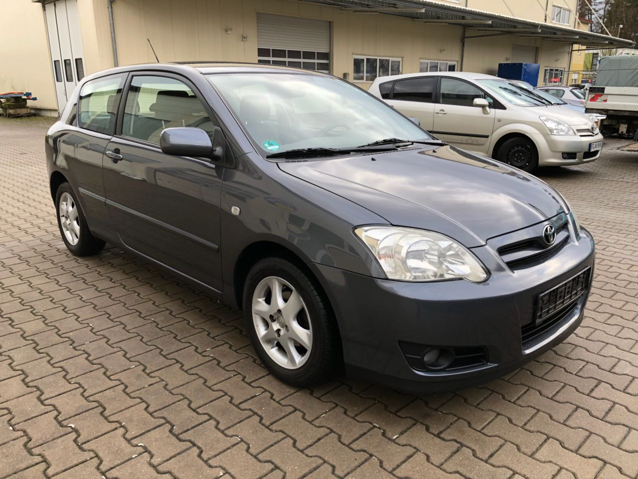 Покупка, внос на кола от Германия - Toyota Corolla 2006 1.6 бензин 110 hp (1)