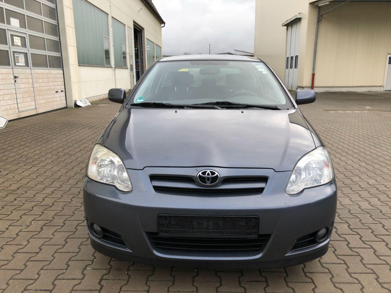 Покупка, внос на кола от Германия - Toyota Corolla 2006 1.6 бензин 110 hp (2)