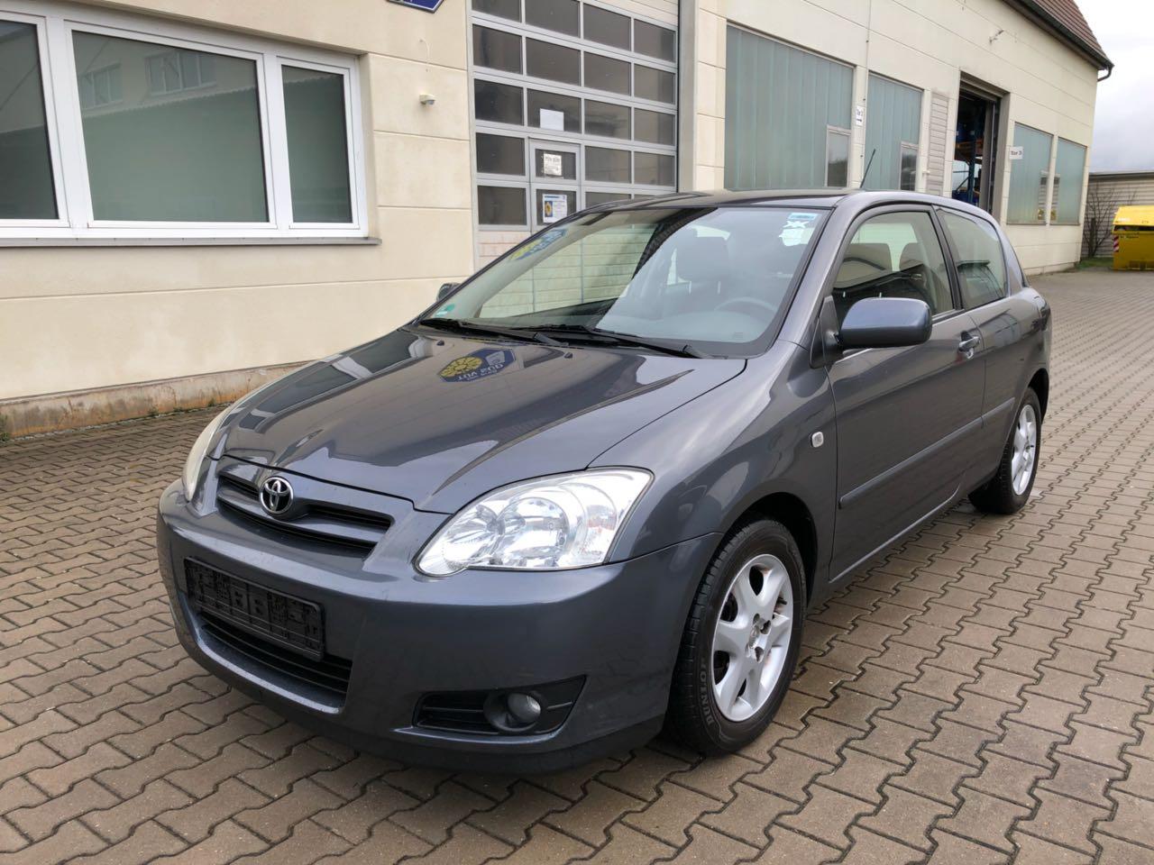 Покупка, внос на кола от Германия - Toyota Corolla 2006 1.6 бензин 110 hp (3)