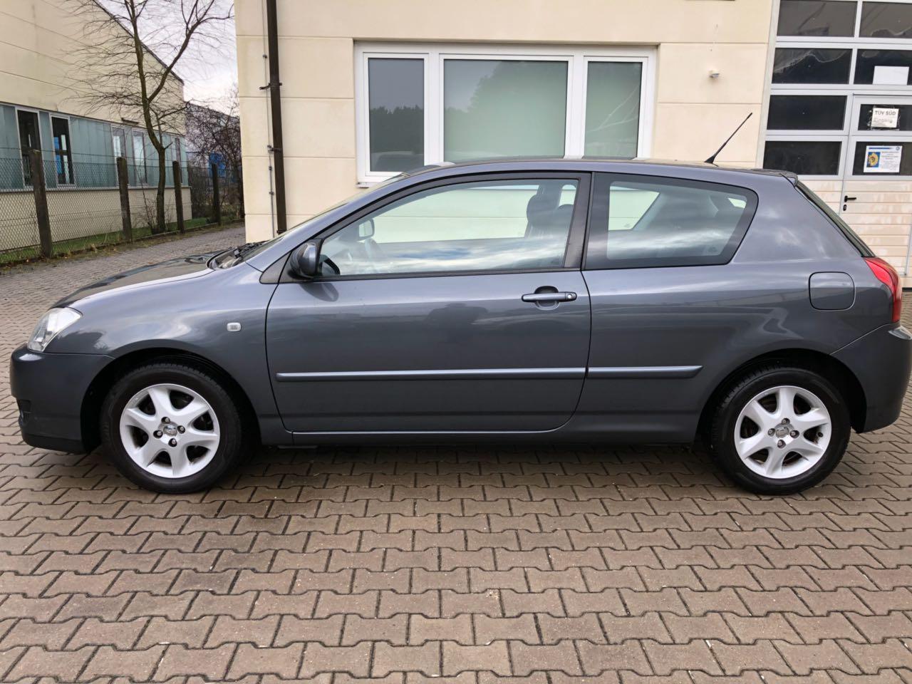 Покупка, внос на кола от Германия - Toyota Corolla 2006 1.6 бензин 110 hp (5)