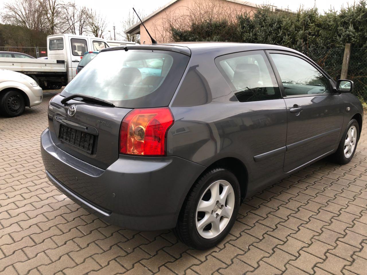 Покупка, внос на кола от Германия - Toyota Corolla 2006 1.6 бензин 110 hp (6)