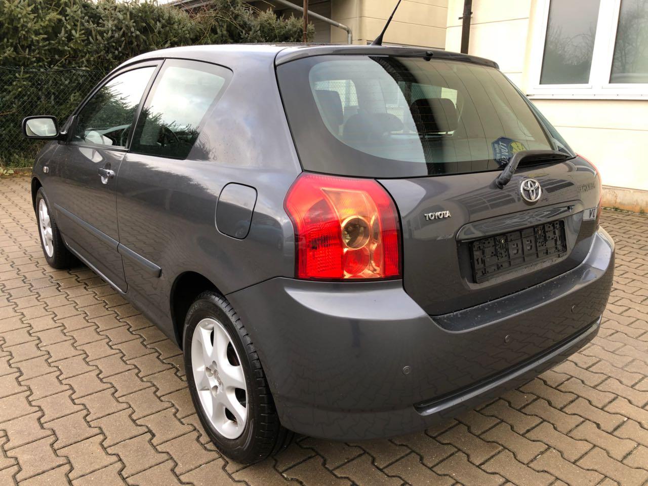 Покупка, внос на кола от Германия - Toyota Corolla 2006 1.6 бензин 110 hp (7)
