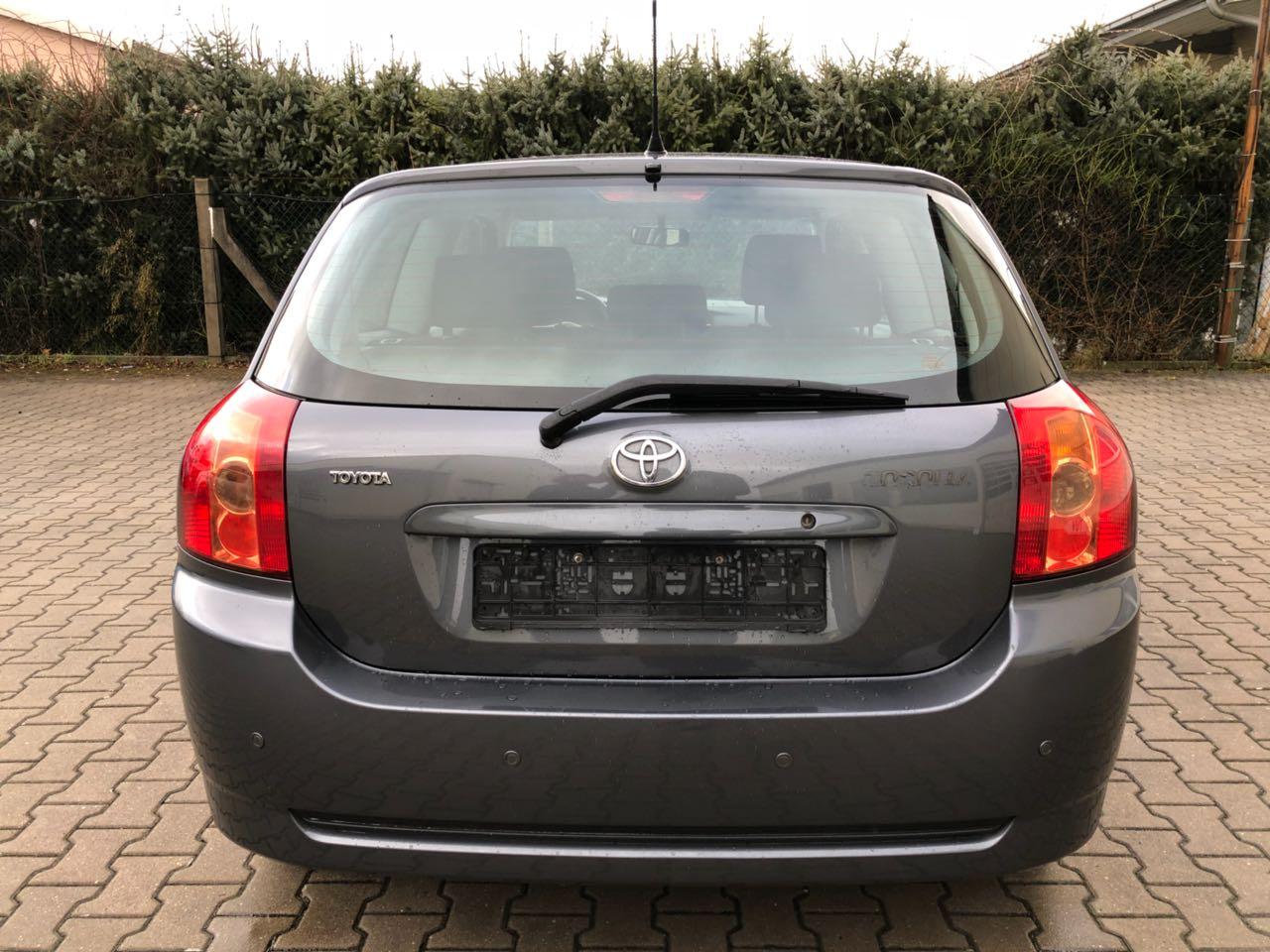 Покупка, внос на кола от Германия - Toyota Corolla 2006 1.6 бензин 110 hp (8)