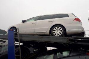 Покупка, внос на кола от Германия - VW Passat Variant 2014 Business Edition weiss 2.0 TDI 140PS DSG Navi (15)