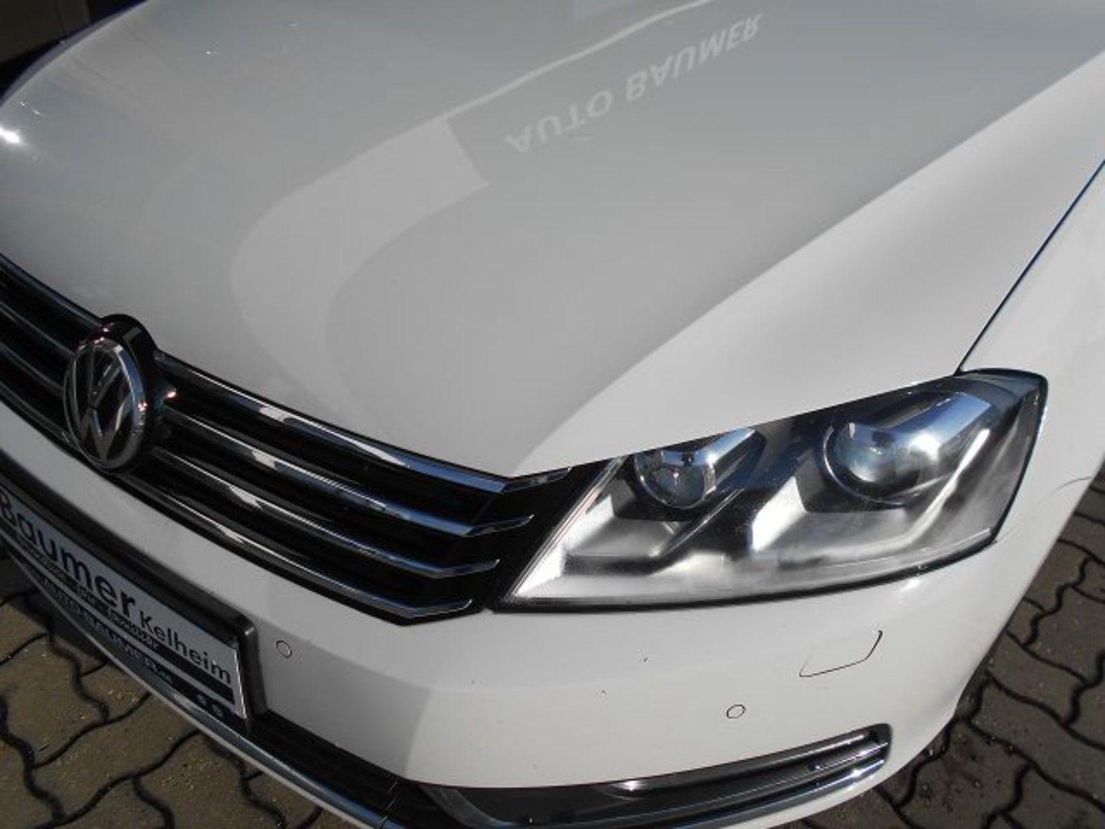 Покупка, внос на кола от Германия - VW Passat Variant 2014 Business Edition weiss 2.0 TDI 140PS DSG Navi (3)