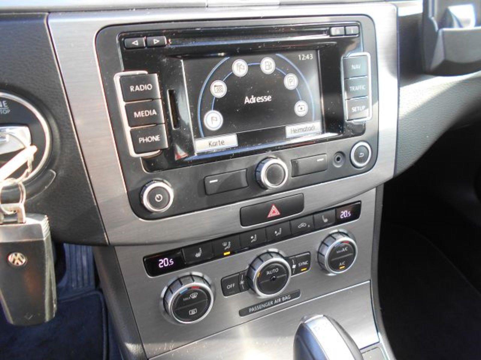 Покупка, внос на кола от Германия - VW Passat Variant 2014 Business Edition weiss 2.0 TDI 140PS DSG Navi (9)