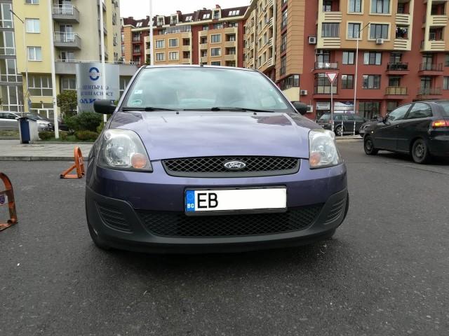 Проверка на употребяван автомобил на място в България - Ford Fiesta 2006 1.4 Diesel