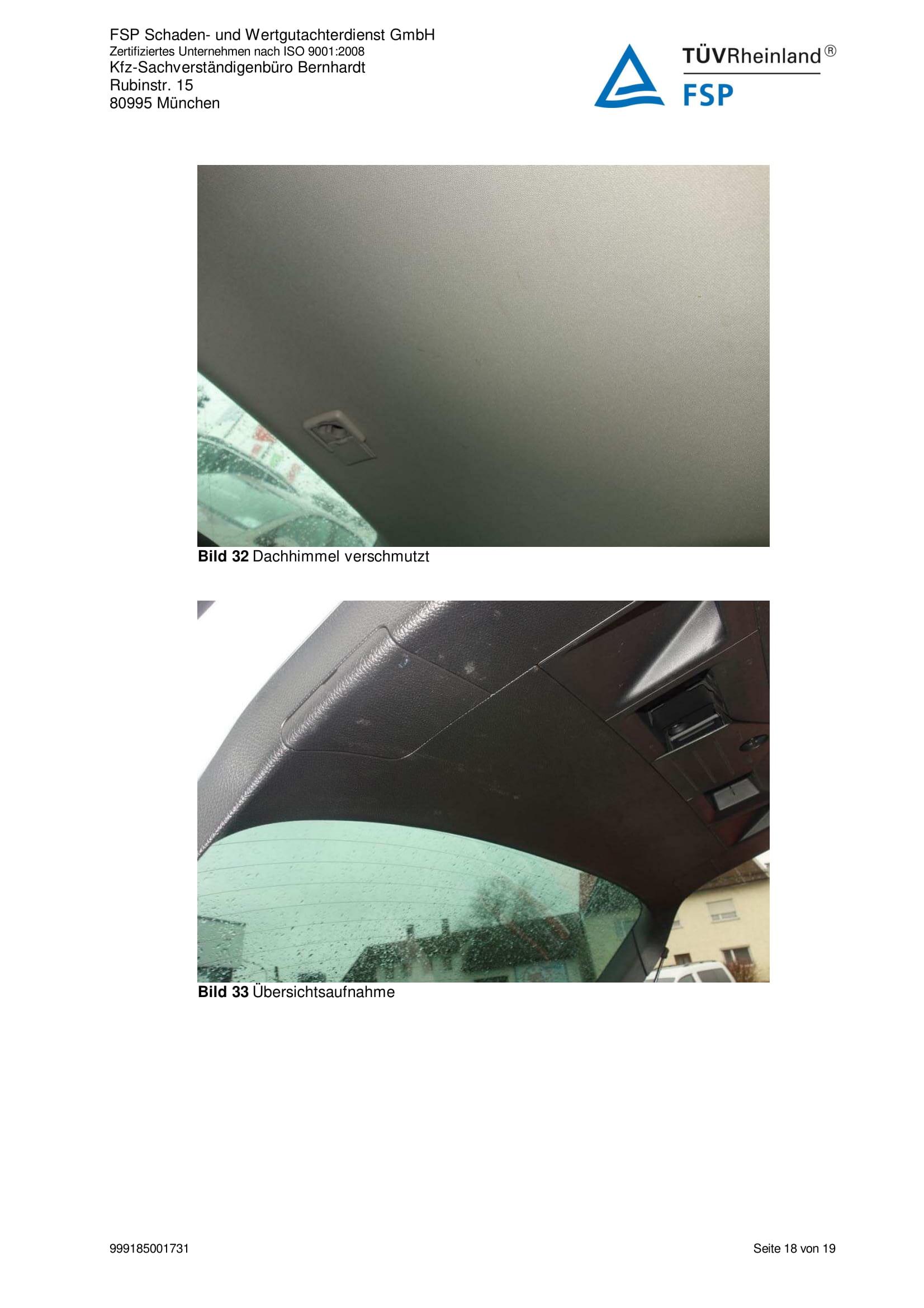 Снимки Проверка на употребяван автомобил в Германия - VW Passat Variant 2014 2.0 TDI 140 к.с. (18)