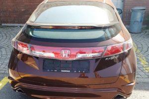Внос, покупка на кола от Германия - Honda Civic 2011 - 1.8 iVTEC- 140 к.с. - Sport - Automatic - Gallery (15)