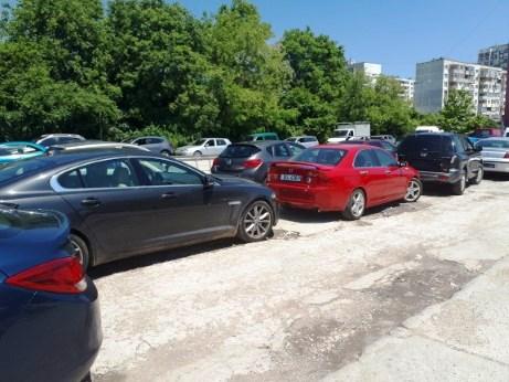 Опашка за вход към каналите на КАТ Варна (1)