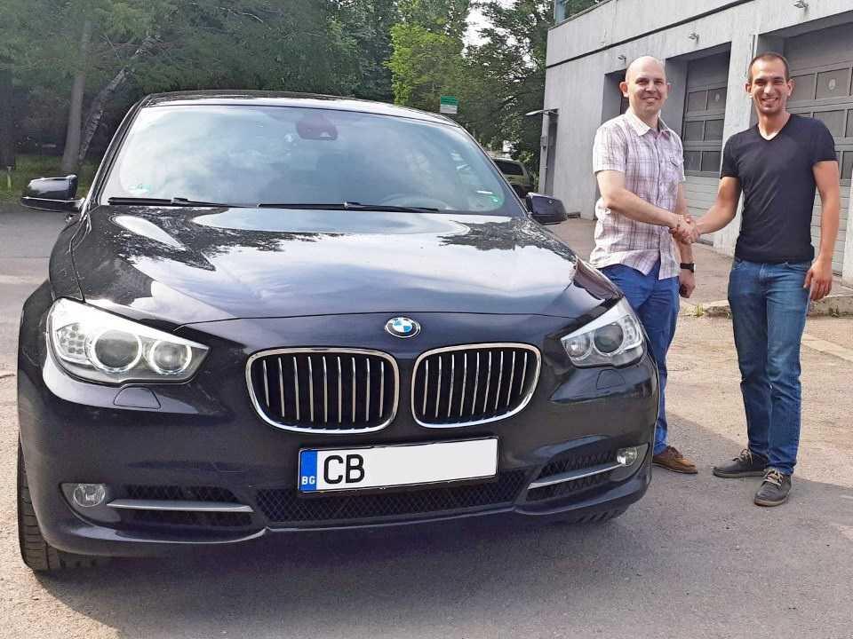 Внос на кола от Германия - BMW 535d xDrive Gran Turismo 2011 3.0d 299hp