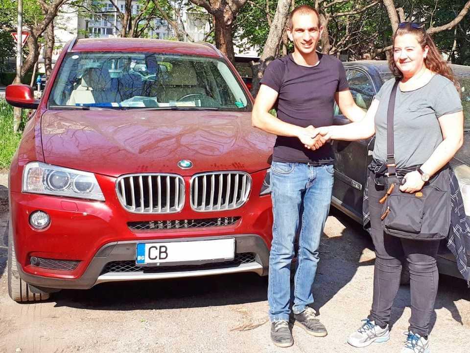 Внос на кола от Германия - BMW X3 xDrive 2.8i xLine 258hp