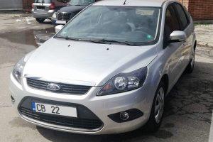 Покупка, внос на кола от Германия - Ford Focus 1.6 Ti-VCT Silver Magic, 2009, Klimа (14)