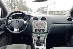 Покупка, внос на кола от Германия - Ford Focus 1.6 Ti-VCT Silver Magic, 2009, Klimа (8)