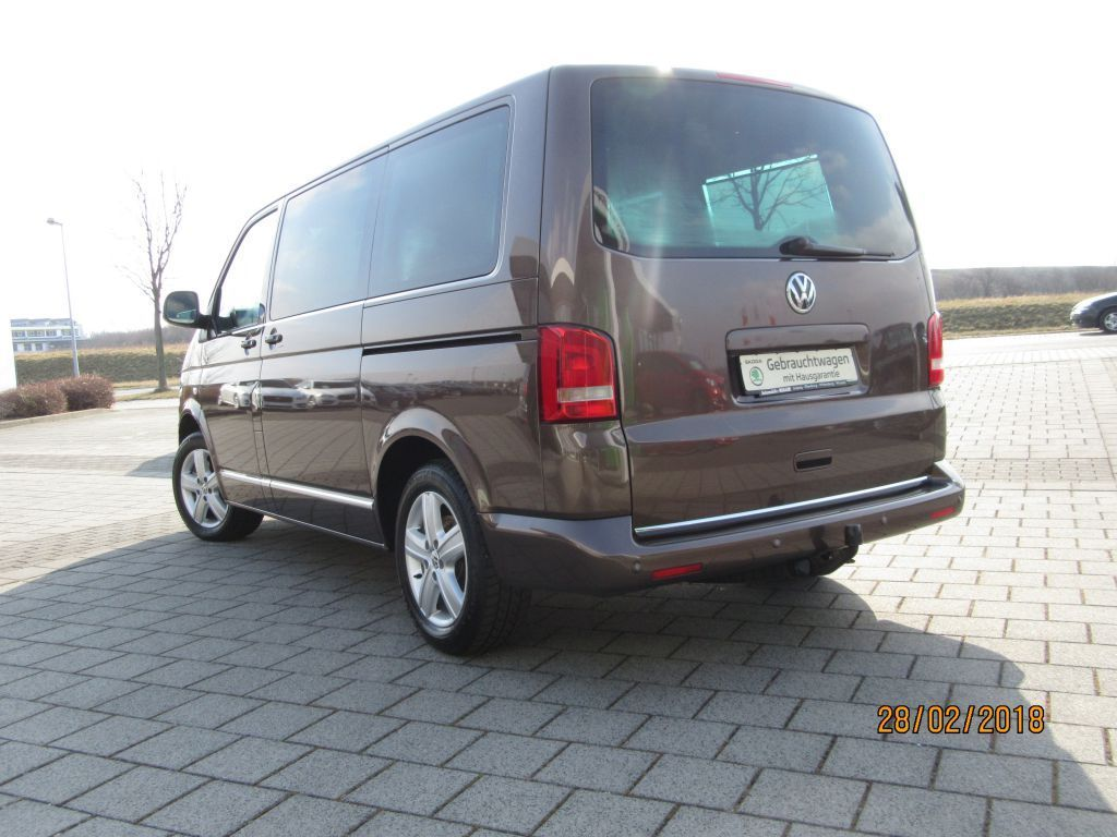 Покупка, внос на кола от Германия - VW Multivan, 2010, DSG, 4MOTION, 2.0 TDI, 179hp, Highline (5)