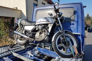 Покупка, внос на мотор от Германия Honda CX 500 кубика, 50 к.с. (14)