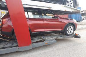 Покупка, внос на кола от Германия - BMW X3 xDrive 2.8i xLine 258hp Галерия (11)