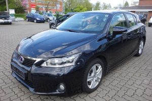 Покупка, внос на кола от Германия - Lexus CT200H 2011 99hp Gallery (1)