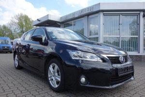 Покупка, внос на кола от Германия - Lexus CT200H 2011 99hp Gallery (3)