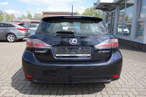 Покупка, внос на кола от Германия - Lexus CT200H 2011 99hp Gallery (6)