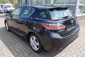 Покупка, внос на кола от Германия - Lexus CT200H 2011 99hp Gallery (7)