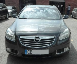 Покупка, внос на кола от Германия - Opel Insignia 2.0 CDTI Sports Tourer Sport 2009 160hp (10)