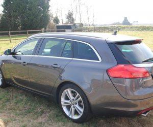 Покупка, внос на кола от Германия - Opel Insignia 2.0 CDTI Sports Tourer Sport 2009 160hp (3)