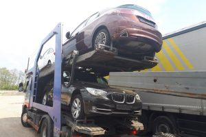 BMW 535d xDrive Gran Turismo 2011 3.0d 299hp Gallery (15) на автовоз от Германия до България