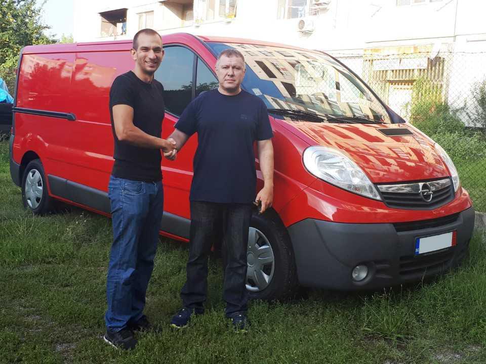 Opel Vivaro 2012 2.0 CDTI 114hp L2H1, Klima, Navi