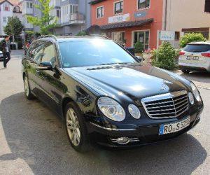 Покупка, внос на кола от Германия – Mercedes E 320T 2007 3.0 CDI 224hp (1)