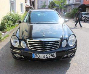 Покупка, внос на кола от Германия – Mercedes E 320T 2007 3.0 CDI 224hp (2)