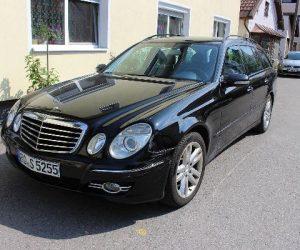 Покупка, внос на кола от Германия – Mercedes E 320T 2007 3.0 CDI 224hp (3)
