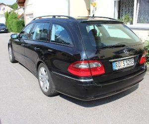 Покупка, внос на кола от Германия – Mercedes E 320T 2007 3.0 CDI 224hp (4)