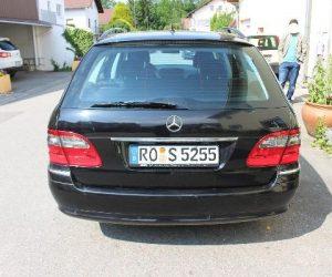 Покупка, внос на кола от Германия – Mercedes E 320T 2007 3.0 CDI 224hp (5)