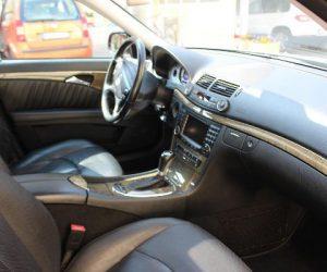 Покупка, внос на кола от Германия – Mercedes E 320T 2007 3.0 CDI 224hp (7)